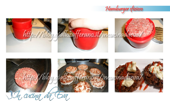 Hamburger sfizioso