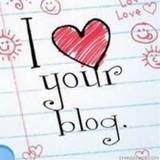 Premio I love your blog