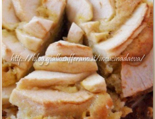 Torta di mele ricetta festa per la mamma