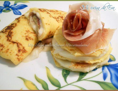 Il pancake che si credeva una crepes