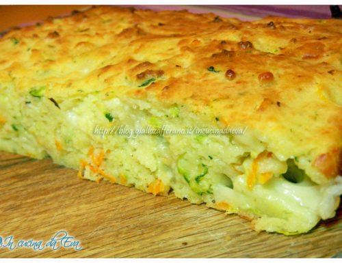 Rustico con farina di riso ricetta senza glutine
