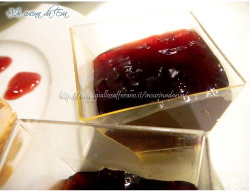 Salsa al vino rosso