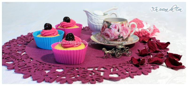 Muffin innamorato