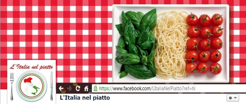 L'Italia nel piatto fan page