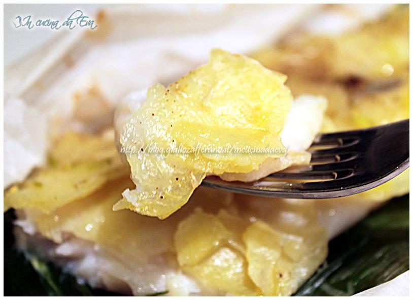 Pangasio al cartoccio | rubrica di ricette dietetiche a base di pesce