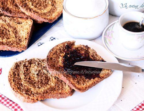 Fette biscottate integrali orzo e caffè