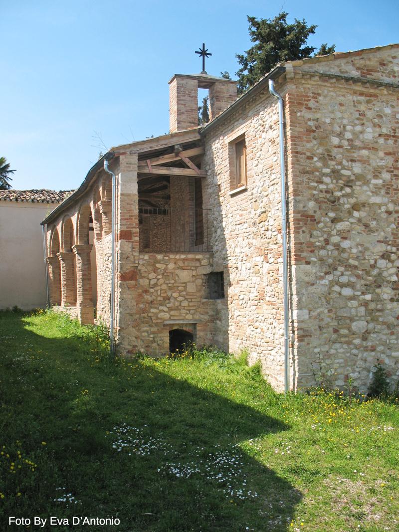 chiesa più antica dell'abruzzo