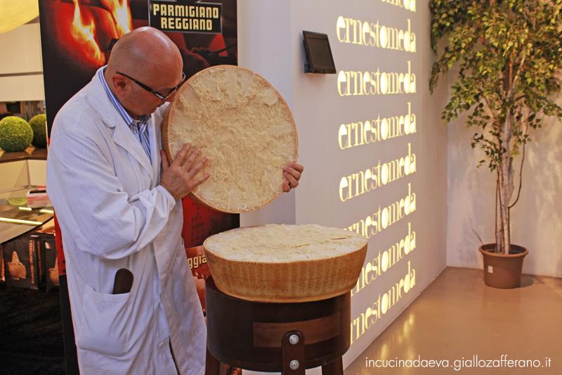 apertura parmigiano