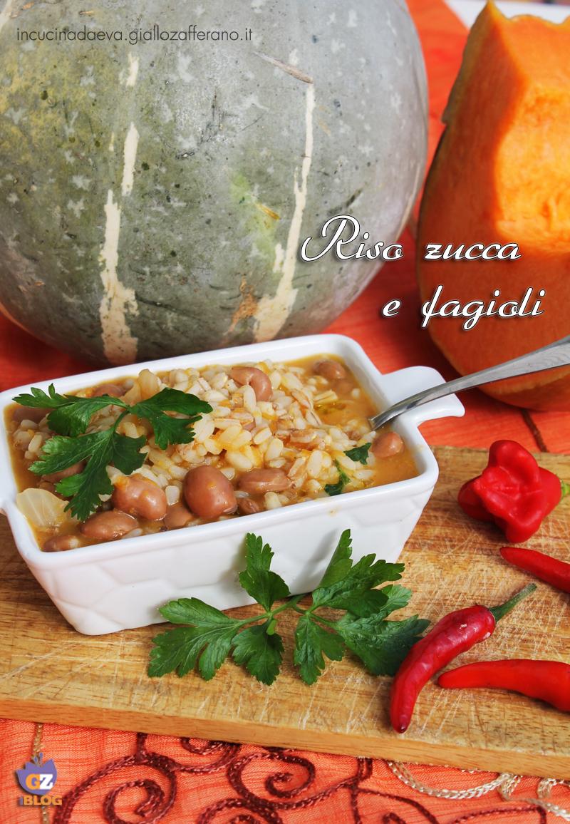 riso zucca e fagioli8
