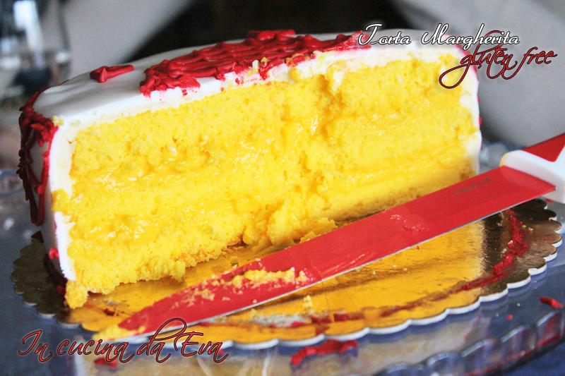 Torta margherita gluten free