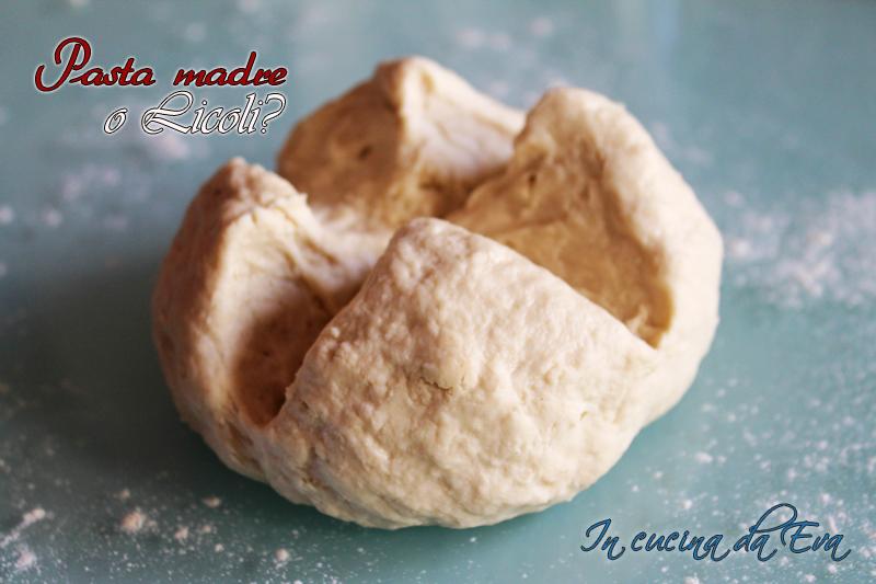 Pasta madre e licoli ricette e lavorazione, clicca sulla foto per andare al link