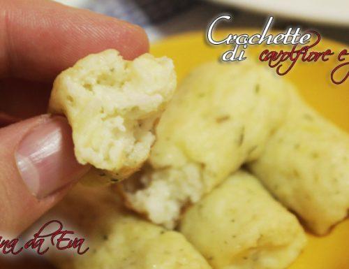 Crocchette di cavolfiore e patate