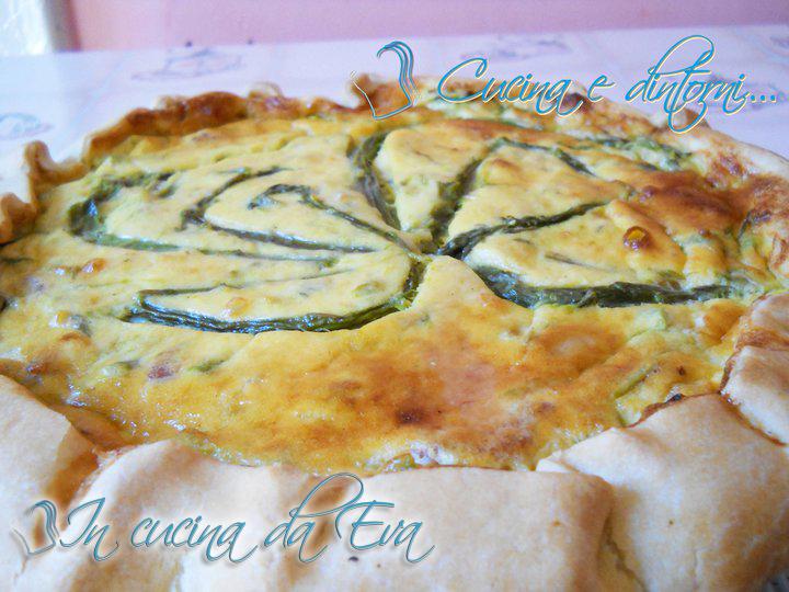 Ricette con asparagi ricette veloci di primi piatti e - A tavola con guy ricette ...