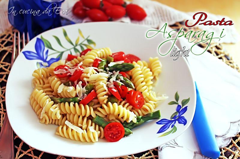 Pasta asparagi