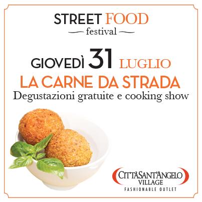 Street food Village Città Sant'Angelo