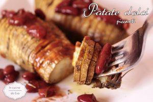 Patate dolci piccanti
