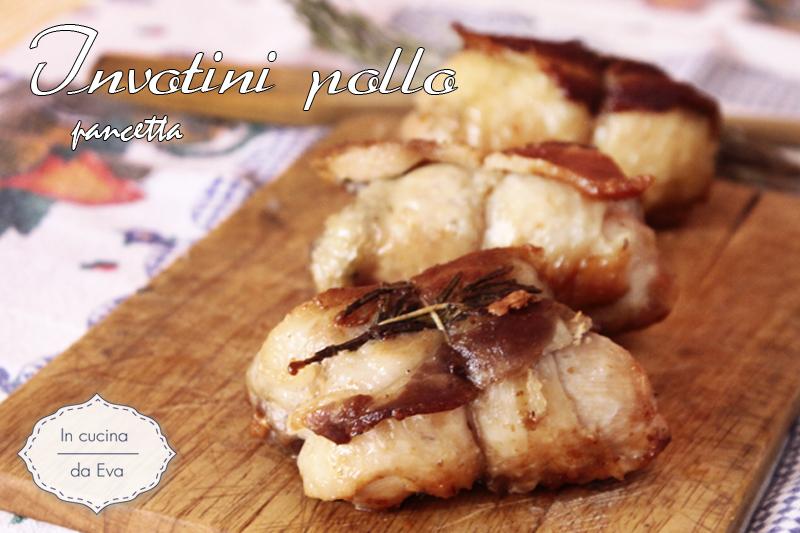 Involtini pollo pancetta