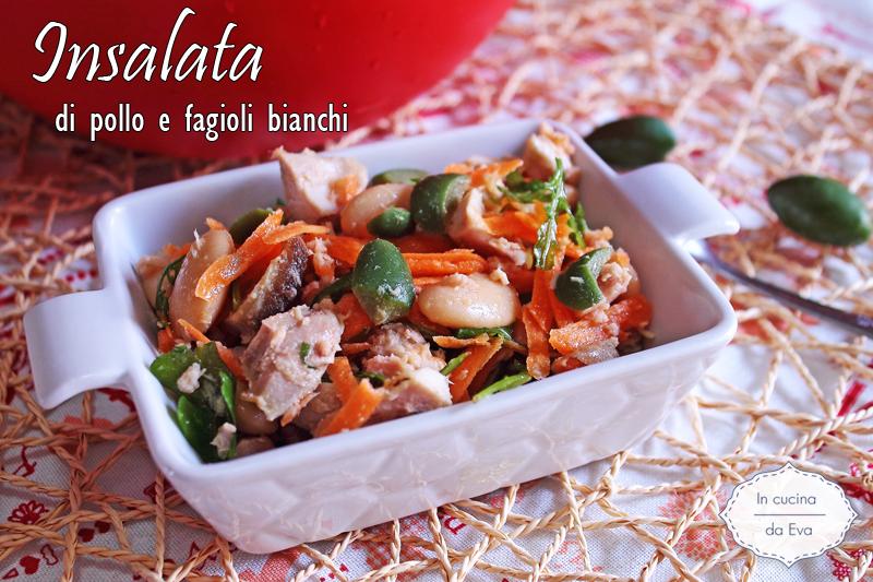 insalata pollo fagioli bianchi2