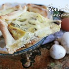 Quiche funghi patate e quark3