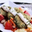 Crocchette spinaci e fagioli