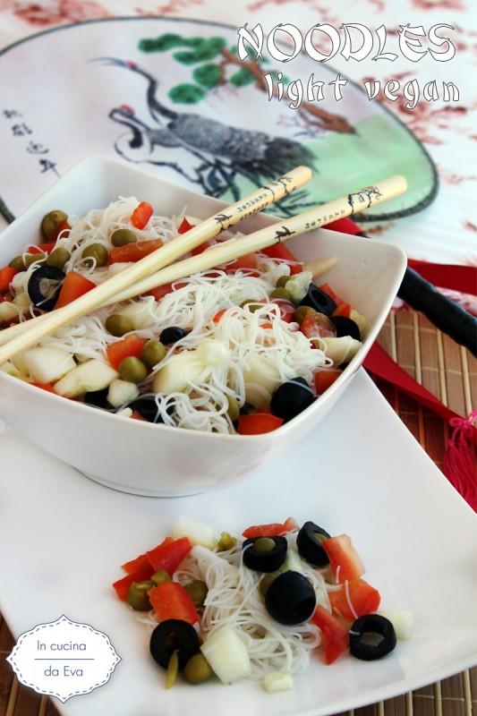 Noodles light vegan