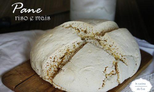 Pane riso mais senza glutine