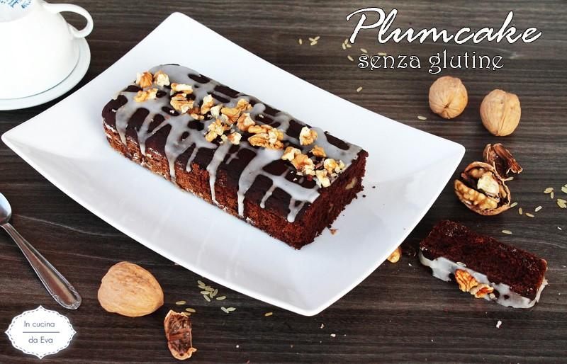 Plumcake gluten free