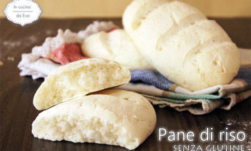 Pane di riso senza glutine