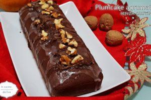 Plumcake agrumato senza glutine