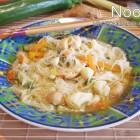 Noodles vegetariano in brodo1