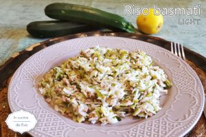 Riso basmati light
