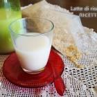 Latte di riso vaniglia Bimby