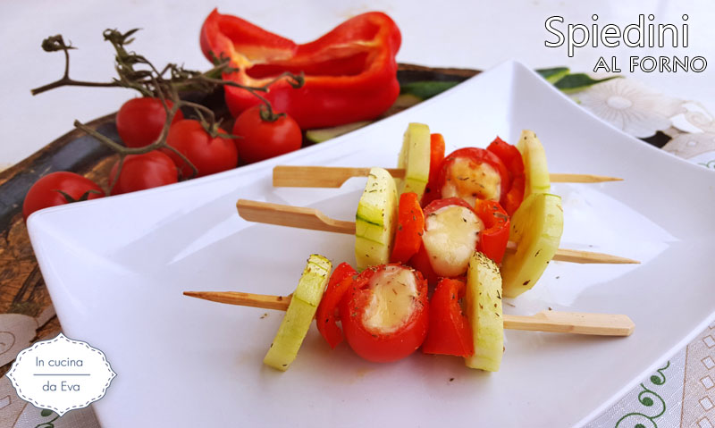 Spiedini al forno rubrica light and tasty facile veloce for Cosa vuol dire forno statico