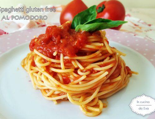 Spaghetti gluten free al pomodoro