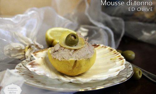 Mousse di tonno ed olive