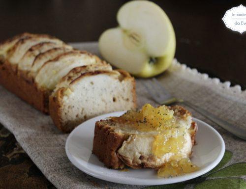 Pane di mele in cassetta