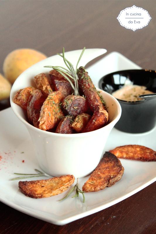 Chips di patate furbe speziate