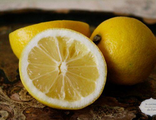 Il limone in cucina e non solo