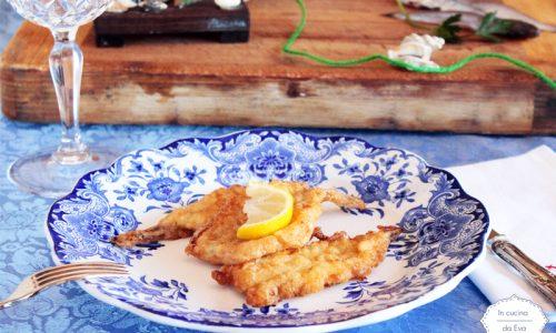 Sardine aperte e fritte