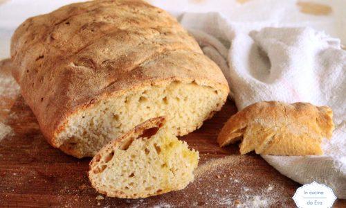 Pane di patate e semola Bimby