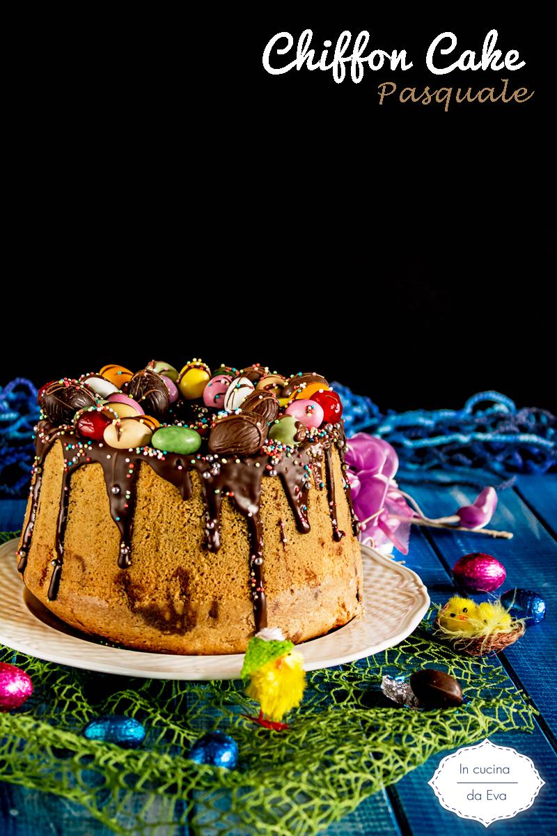 Chiffon Cake Pasquale