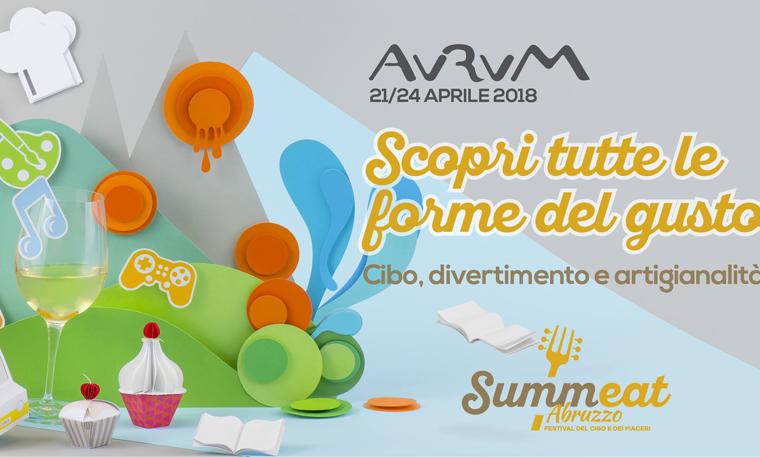 Summeat Abruzzo il Festival del cibo e dei piaceri