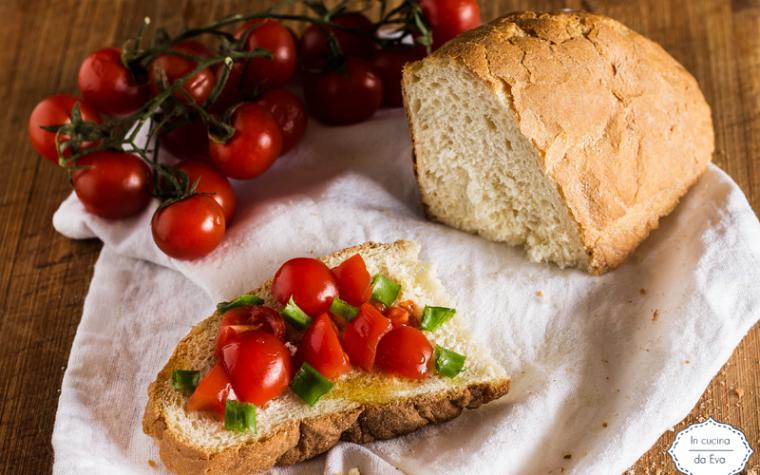 Pane e prosciutto dei poveri