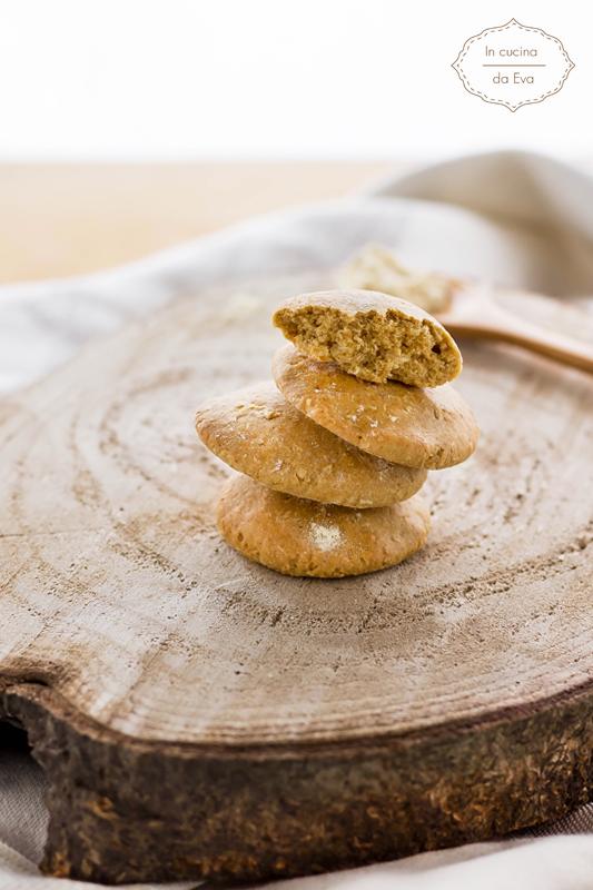 Biscotti di ceci vegan