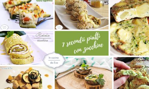 7 secondi con zucchine