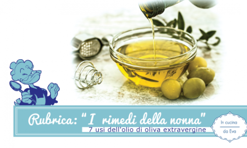 7 usi dell'olio di oliva