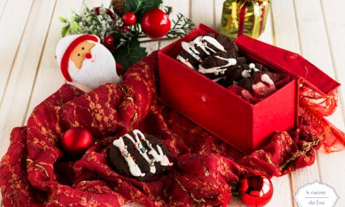 Biscotti cacao e menta senza glutine