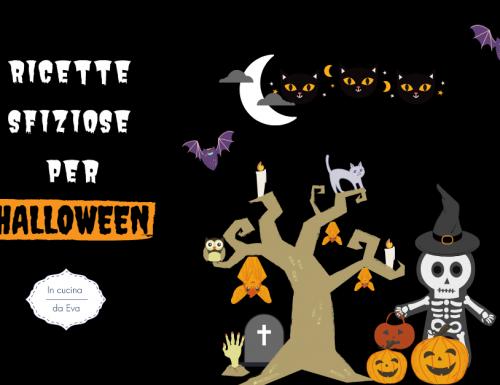 Ricette sfiziose per Halloween