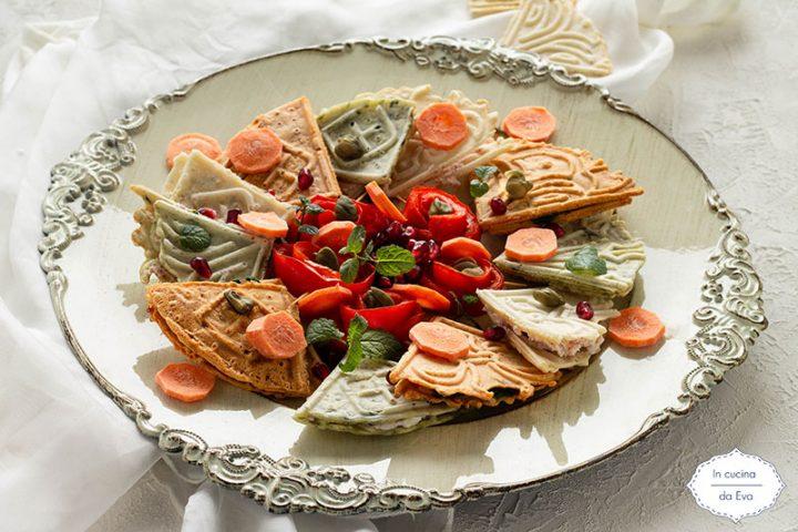 Ghirlanda di Ferratelle salate