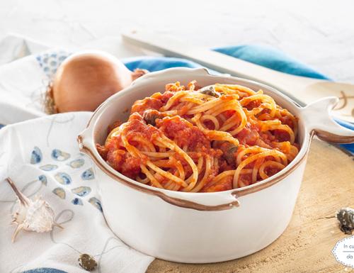 Spaghetti del pescatore poverello